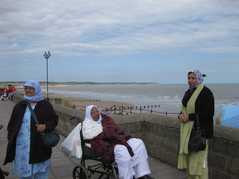 Breath of fresh air at Bridlington